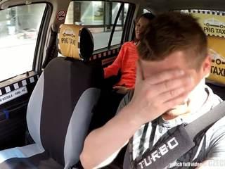Cutest rumaja gets a free taxi ride, free porno 80