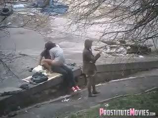 public, russian, outdoor