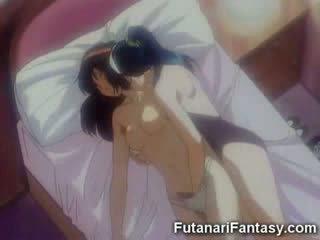 Futanari hentai toon shemale anime manga tranny cartoon animation cock dick transexual crazy dickgirl hermaphrodite fant