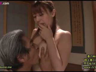 Daughter-in-law ottaa hoito father-in-law 12