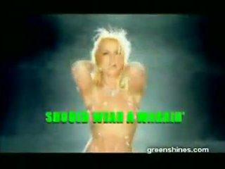 vídeo, britney, stolen