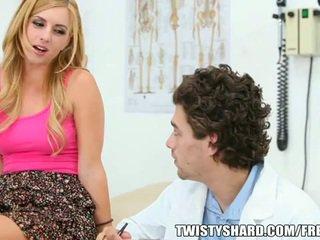 Lexi belle visits her doktor