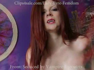gotik, gadis berambut merah, pakaian dalam