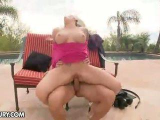 Brooke wants cock