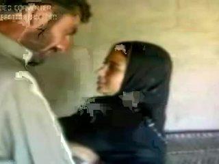 момиче, арабски, горещ