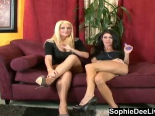 Slutty Girl Talk with Sophie Dee