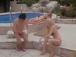 Brigitte lahaie retro porno