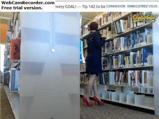 Flashing ass&tities i bibliotek