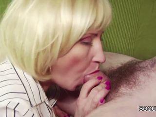 18yr viejo alemana chico seducción step-mom masturbation y joder