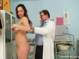 vagina porno, more doctor, hospital