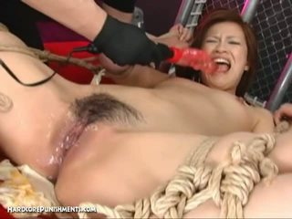 Unusual Japanese BDSM Fucking Action 8