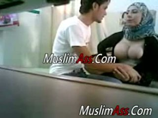 Hijab gf në private