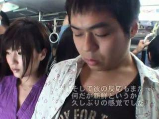 Offentlig bj onto den tåg runt het japanska momen jag skulle vilja knulla.