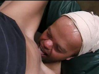 Lucky unano gets upang magkantot Mainit ginintuan ang buhok