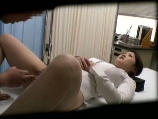 Spycam mekdep gyzy misused by doktor 2