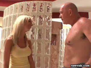 oralinis seksas, deepthroat, senas