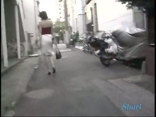 Japanese Girls Sharking