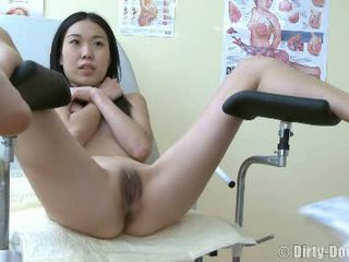 vagina, médico, espéculo