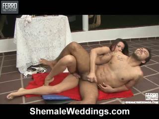 Patricia Sabatiny Matheus Shemale Wedding Sex