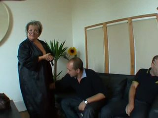 Fransk bbw milf carole, gratis eldre porno video 60