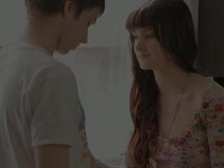 Lief tiener mirabella in de orgasme leading neuken session