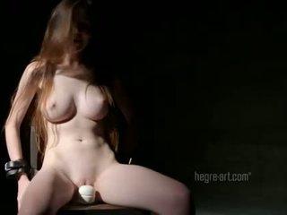 큰 가슴, 섹스 토이, 진동기