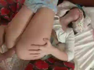 Teen Babe Anal Jizz Video