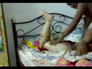 Malay naimisissa pari helvetin, vapaa kotitekoiset porno video- 8c