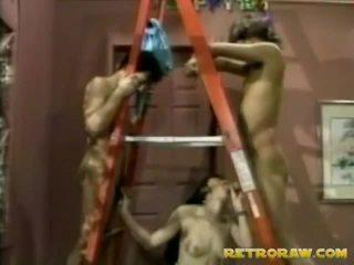 fuck on tit, retro porn, vintage sex