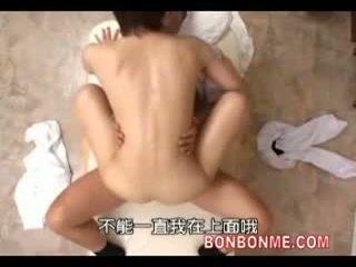 masaje, asiático