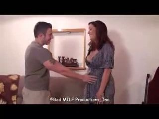 Mother rachel steele plays kondom play may son