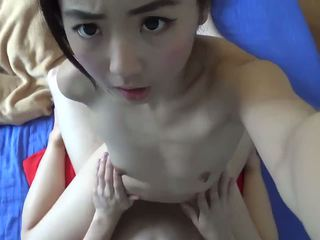 si rambut cokelat, oral seks, vaginal seks
