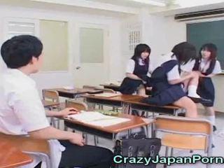 Crazy Japanese Teen Porn!