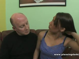 student, blowjob, old and young