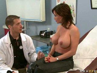 Dokter moet nemen een kijken bij uw vagina