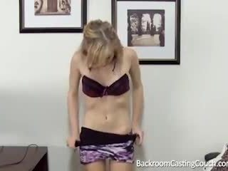 young tube, audition porno, first time
