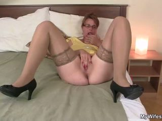 Girlfriends mom rides his cock secretly <span class=duration>- 6 min</span>