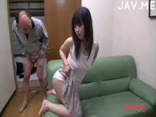 japon, cumshot, göt