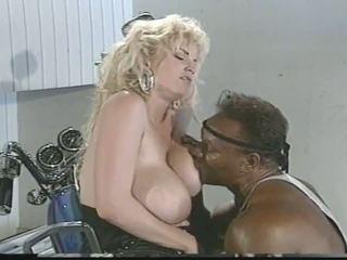 big boobs, vintage, interracial