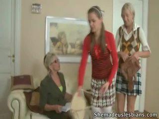 Mrs. hudson pets springy chest i adoleshent coeds natasha dhe karina.