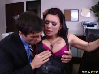 Pleasuring During The Sales Meeting?