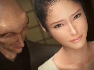 oral sex, deep, japanisch