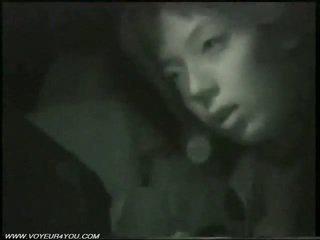 Von noc autobus sex podľa infrared camera