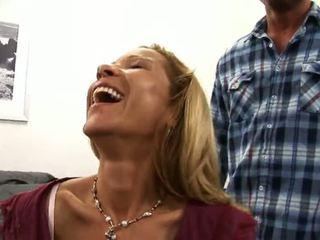 Blonde Porn Star Wannabe Alexa Lynn Presenting Off