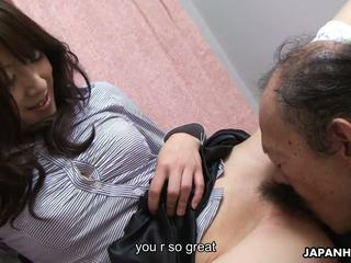 Old Man is Eating that Wet Hairy Teen Pussy up: HD Porn 41
