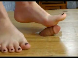 Scholls Shoejob Make Him Cum, Free Footjob Porn Video 3f