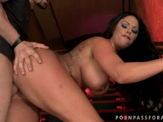 Filthylicious Doxy Kerry Louise Gets Her Cookie Thumped By A Rock Hard Cock