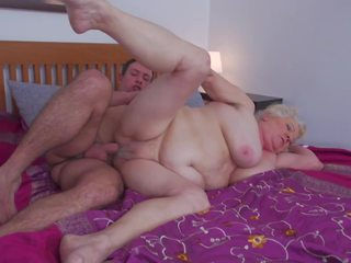 Gilfs and MILFs Suck and Fuck Young Cocks: Free HD Porn 04
