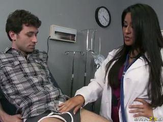 Stor rumpe doktor jenaveve jolie wants til gets knullet hardt video