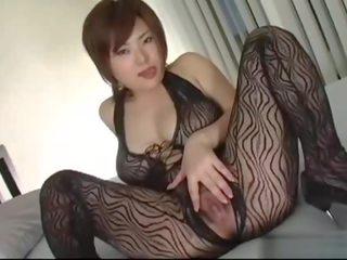 brunetă, sex oral, japonez